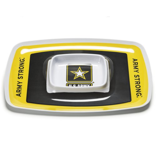 NCAA U.S. Army Chip and Dip Tray