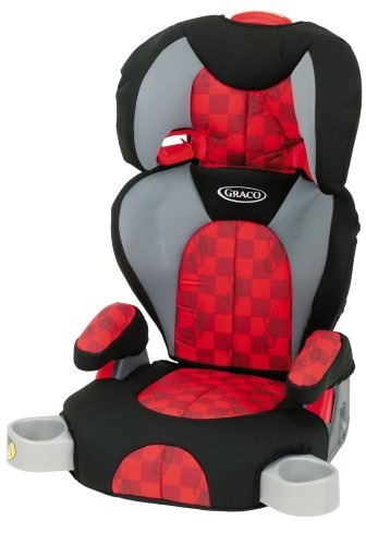 Graco High Back TurboBooster Car Seat Simpson Discontinued By Manufacturer