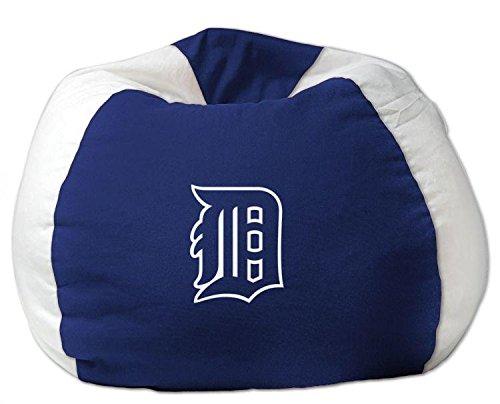 Bean 102 Chair Bag (Tigers OFFICIAL MLB, 102 Bean Bag Chair)