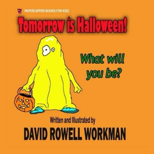 Tomorrow is Halloween!