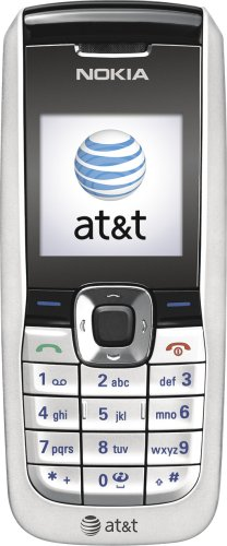Nokia New 2610 At&t Cingular GSM Cellphone Silver