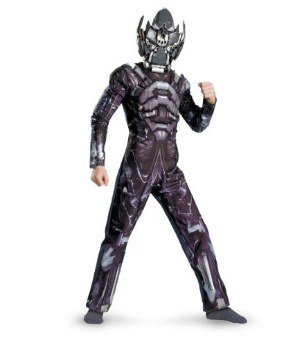 Ironhide Classic Muscle Costume - -