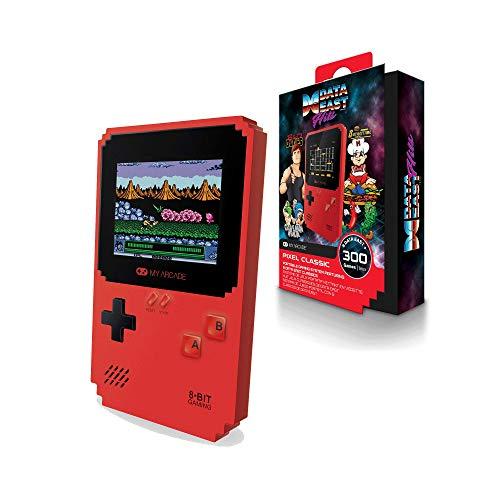 My Arcade Pixel Classic Data East Hits (Incluye 300 Juegos) a buen precio