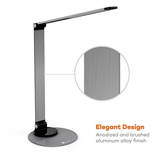 Taotronics Desk Lamp Metal Led Desk Lamp With Usb
