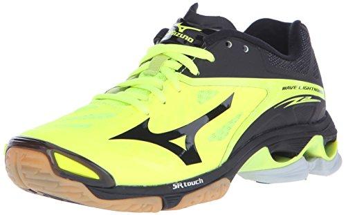 Mizuno Women's Wave Lighting Z2 Volleyball Shoe, Neon Yel...