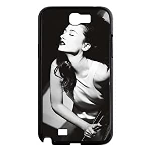 Crystal Reed Allison Argent Teen Wolf Protective Samsung Galaxy Note 2 N7100 Case Back Case Cover for Samsung Galaxy Note 2 N7100