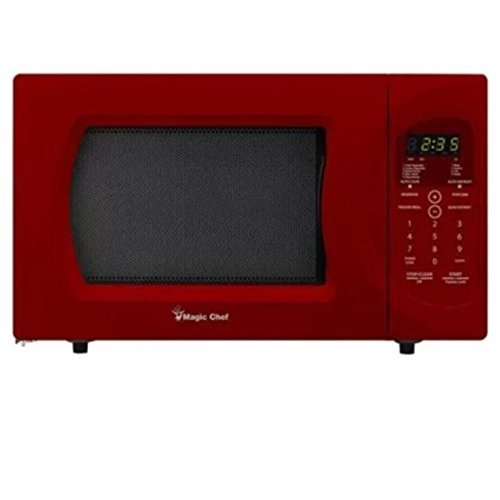 Magic Chef 0.9-Cubic Foot Microwave