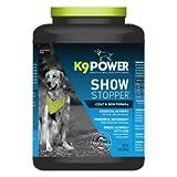 K9 Power - Show Stopper Dog Coat and Skin Formula - 4 lb