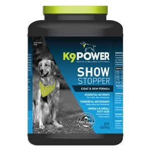 K9 power show stopper dog coat and skin for Show stopper equipment