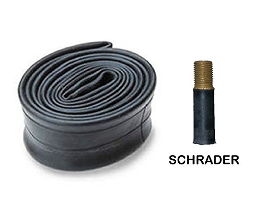 "2 x  Bike Tyre Inner Tubes 24/"" Inch X 1.50//2.00  MTB Bicycle Schrader Valve"