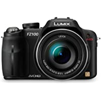 Panasonic Lumix DMC-FZ100 14.1 MP Digital Camera with 24x Optical Image Stabilized Zoom and 3.0-Inch LCD - Black Basic Intro Review Image