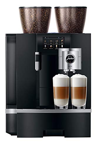 JURA Giga X8 – Bean-To-Cup Fully Automatic Professional Coffee Machine with Frother