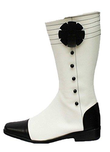 Bromeo Black Butler Kuroshitsuji Angela Blanc Cosplay Schuhe Stiefel  Stiefeletten
