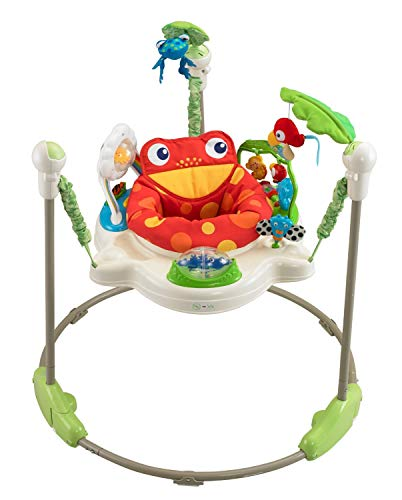 Fisher Price Rainforest Jumperoo Baby Bouncer Entertainer | K6070