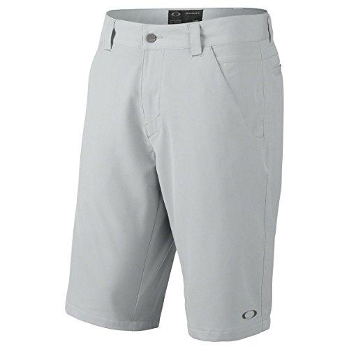 Oakley Men's 2.5 Take Shorts, Stone Gray, Size - Cloth Oakley