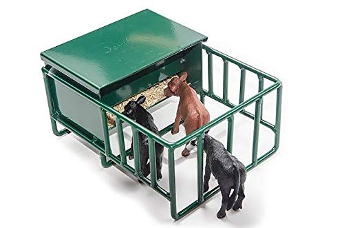 Little Buster Toys Farm Calf Creep Feeder, 1/16th Scale