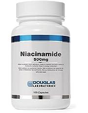 Douglas Laboratories - Niacinamide 500 mg - Energy Metabolism Support - 100 Capsules