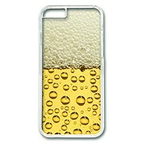 Case Cover For LG G2 Beer Head Hard Shell Transparent Edges Case Cover For LG G2 (5.5)