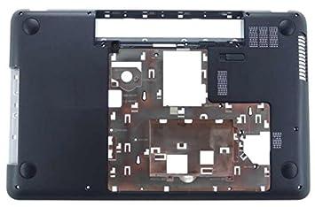 HP 720665-001 refacción para notebook - Componente para ordenador portátil (Bottom case, HP, Pavilion 17-E000, 17-E100) Negro: Amazon.es: Informática