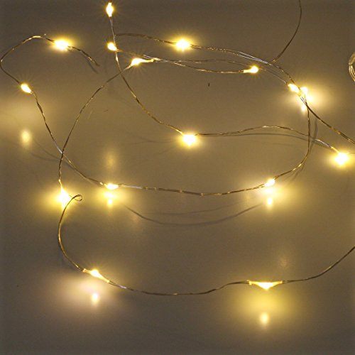 Led String Lights Sanniu Mini Battery Powered Copper Wire