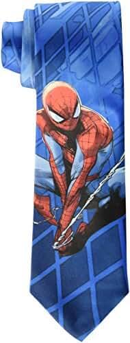 Marvel Men's Swinging Spider Man Tie