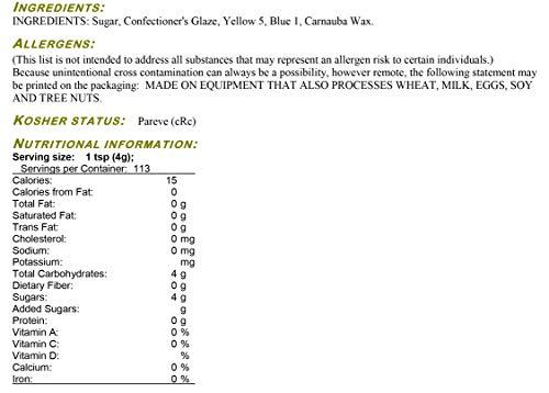 CK Products No.1 Sanding Sugar, Green