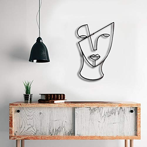 Amazon com: Wall Art,Modern Wall Art Hanging,Abstract Wall Decor