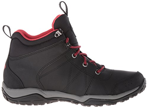 Chaussures 010 Columbia Mid Outdoor black Femme burnt Venture Fire Multisport Noir Henna BrrHPtF