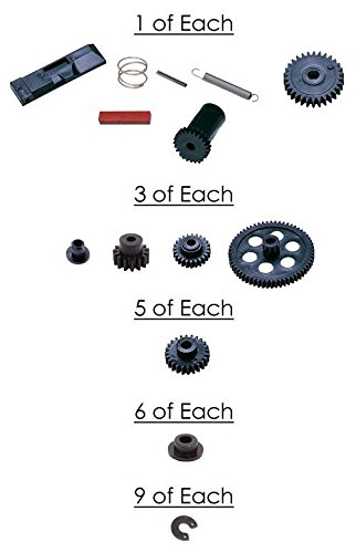 Transport Repair Kit for Air Techniques ATK629 by Replacement Parts Industries RPI (Image #1)