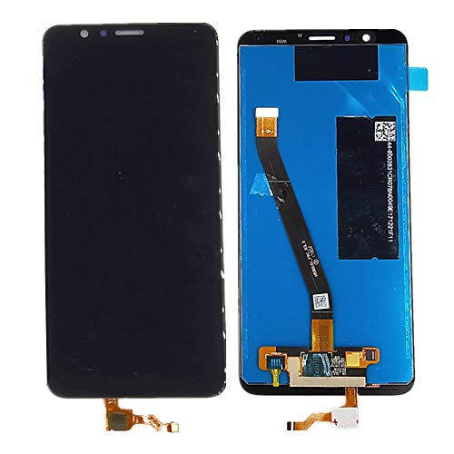 5.93 Inch for Huawei Honor 7X LCD Display Touch Screen Digitizer Assembly Replacement for Huawei Honor7X BND-AL10 BND-L21/L22 Screen with Tools - Black