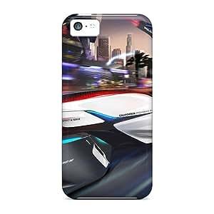 Hot Design Premium Qml3542wHFw Tpu Cases Covers Iphone 5c Protection Cases(bmw 2025 Epatrol)