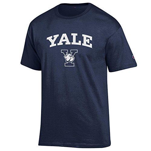 Yale University Champion NCAA Bulldogs Tee Shirt (Small)