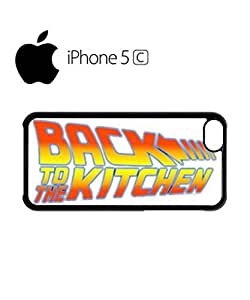 Back to the Kitchen Movie Mobile Cell Phone Case Cover iPhone 5c White
