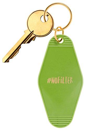 Bops Retro Motel/Hotel Style Keychain
