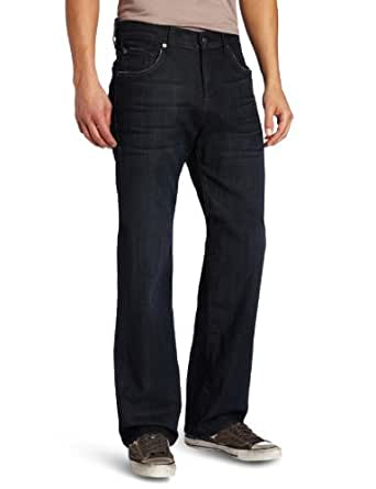 7 For All Mankind Men's Austyn Relaxed Straight Leg Jean in Chester Ave, Chester Ave, 30