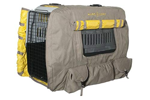 Hardcore Brands Deluxe Insulated Kennel Cover, X-Large