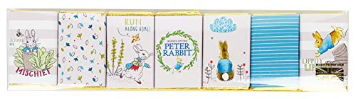 Charbonnel et Walker Easter Peter Rabbit Milk Chocolate Squares Gift Box