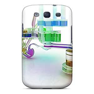 ConnieJCole Snap On Hard Case Cover Design 11 Protector For Galaxy S3