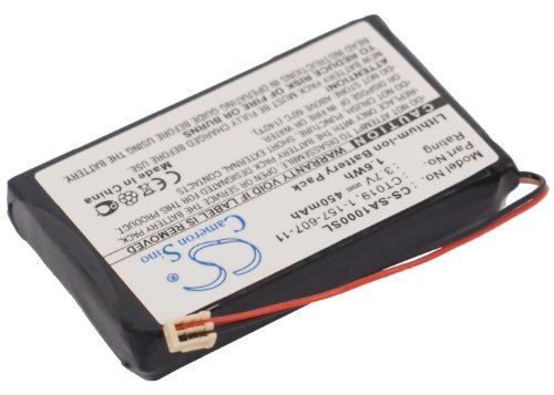 Cameron Sino Replacement Battery Sony NW-A1000, NW-A1200, NW-A1200s, NW-A1200v