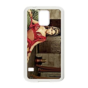 Elegant Woman Design Personalized Fashion High Quality Phone Case For Samsung Galaxy S5