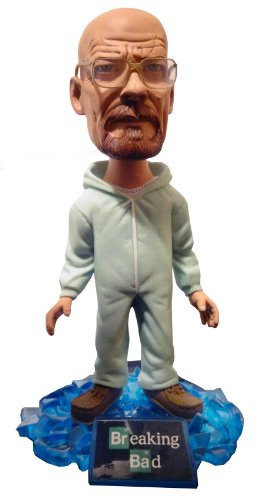 Breaking Walter White Glow Bobblehead