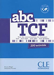 Amazon com: Tcf-250 Activities Book + Key (French Edition