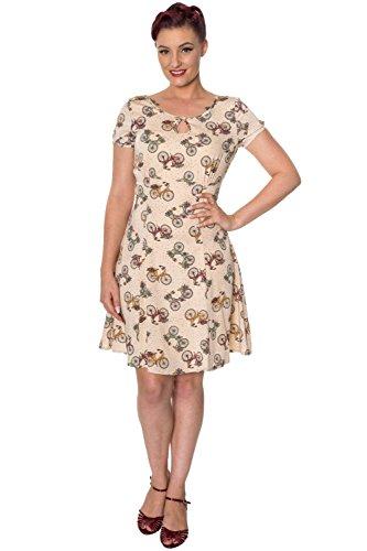 腹毎週ミスペンドBanned Apparel - Stars Align Dress M