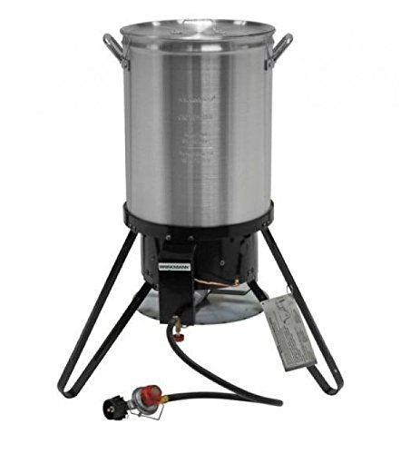 Brinkmann Propane Turkey Fryer; Outdoor Deep Cooker Kit; 815-4001-s; New
