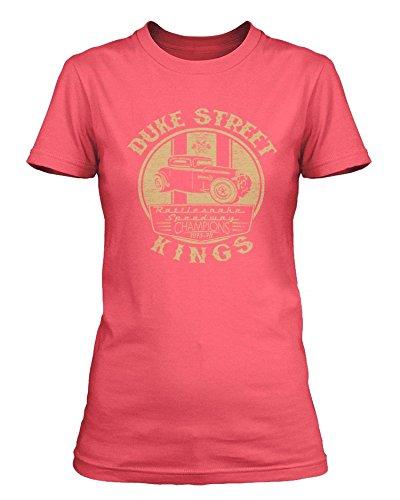 Bruce Springsteen Duke Street Kings Backstreets T-shirt, Womens, XX