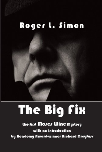 The Big Fix (Moses Wine Mysteries Book 1)