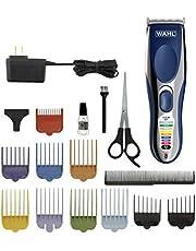 Wahl Hair Clipper Colour Pro Cordless/Cord - Chrome