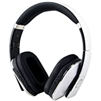 S Celer Bluetooth Headphones, Bluetooth 4.0 Stereo Wireless Headphone (White)