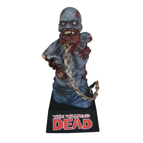 [Diamond Select Toys Walking Dead: Michonne's Pet Zombie #2 Vinyl Bust Bank] (Walking Zombie)