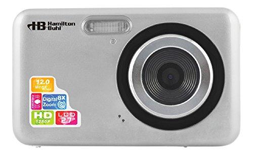 Hamilton Buhl Camera-DC2 12MP Digital Camera with Flash and 2.7